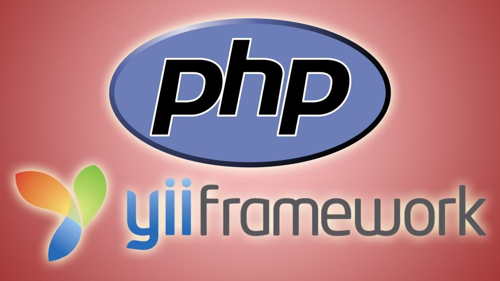 frameworks PHP yii
