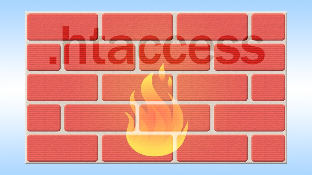 htaccess firewall