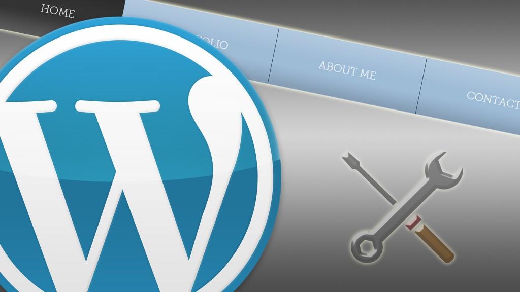 Barra Navegacion WordPress